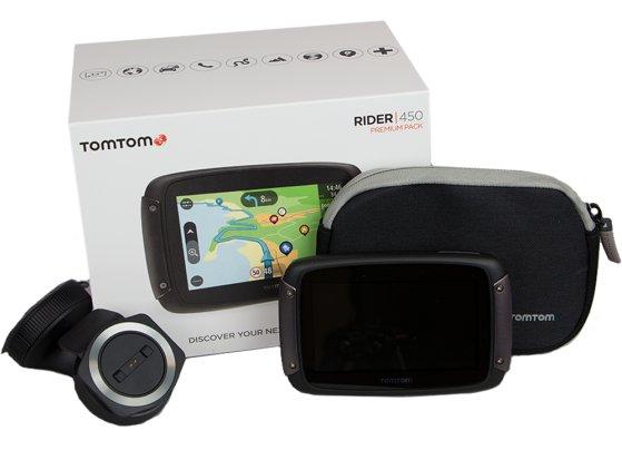 TOMTOM Rider 450 Premium Pack KIELCE na prezent