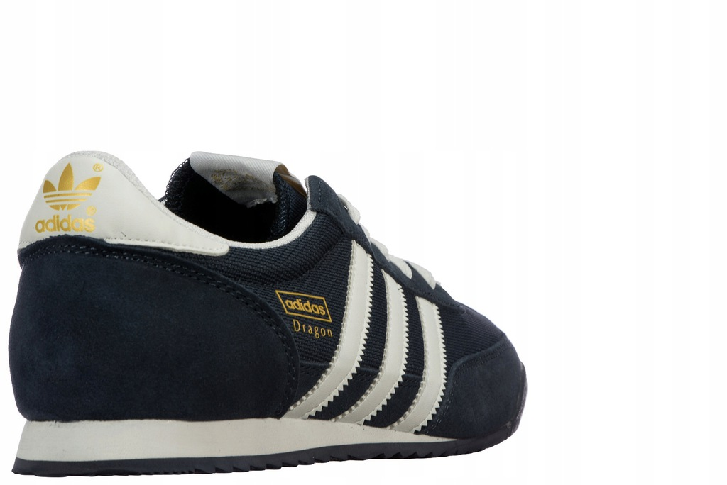 Buty Męskie Adidas DRAGON G50919 Granatowe r. 47