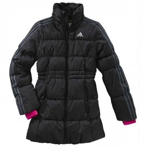 kurtka zimowa damska, kurtka adidas performance, ciepła kurtka