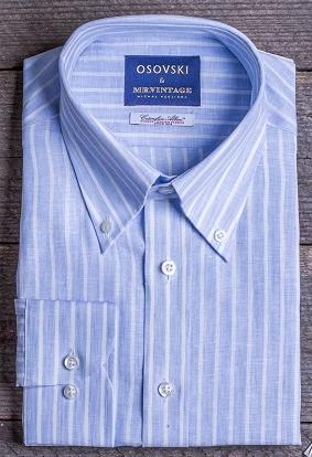 Koszula męska OSOVSKI OSV1850 | OUTLET KOSZULE MĘSKIE DO