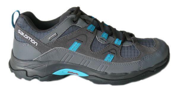 Buty Salomon LOMA GTX w Trekkingowe buty damskie Allegro.pl