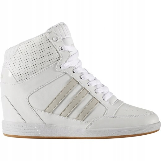 buty damskie adidas super wedge sneakers