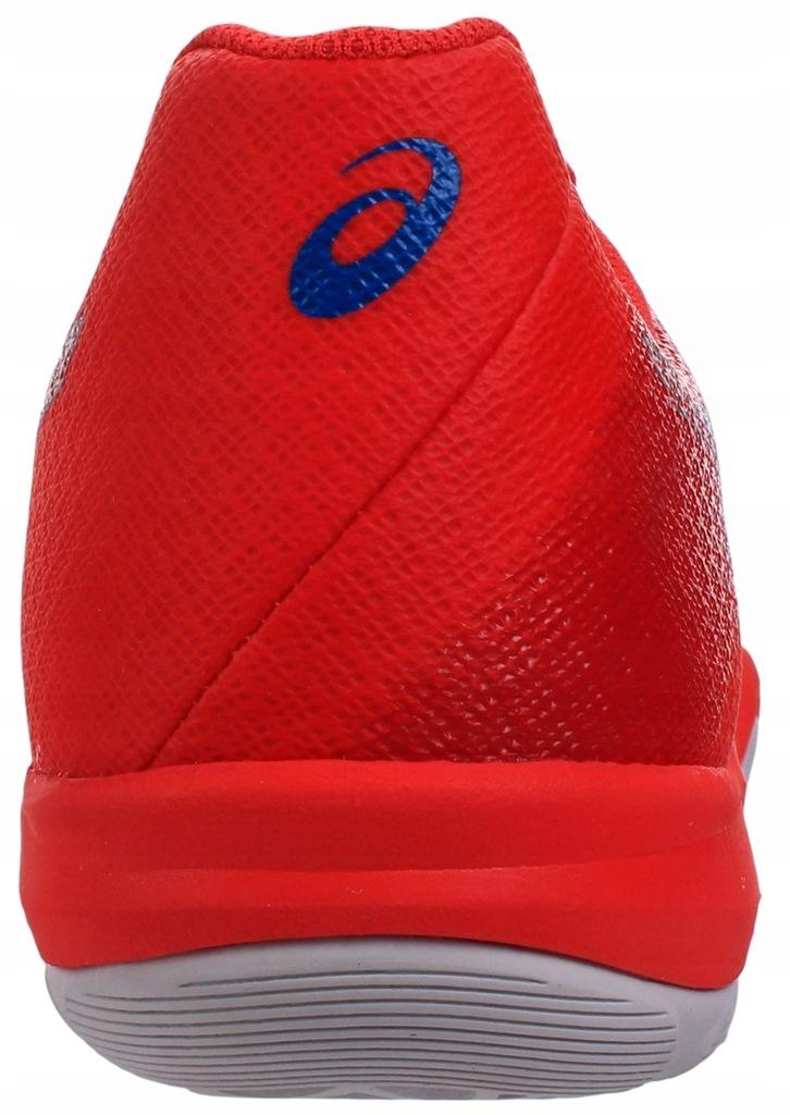 Asics Gel Blade 6 Samba Red