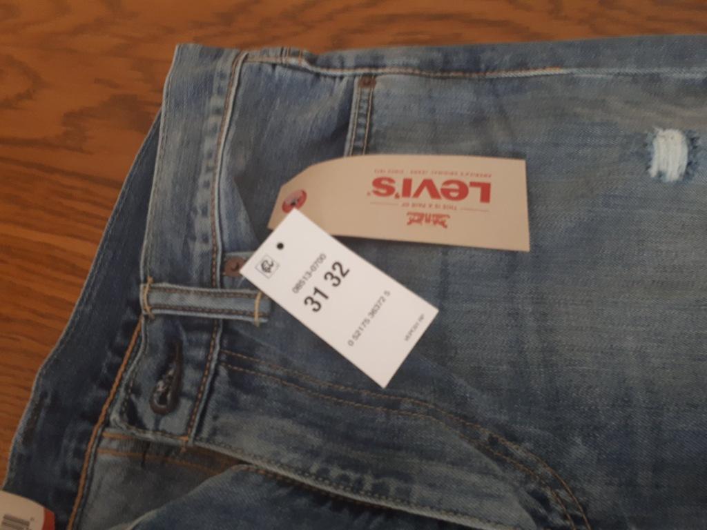Kultowe jeansy męskie Levi's Wrangler Big Star