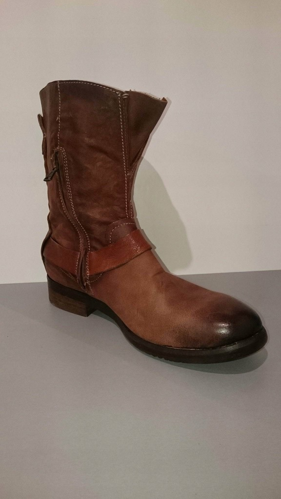 Venezia buty dla mężczyzny kowbojki Venezia Nowe