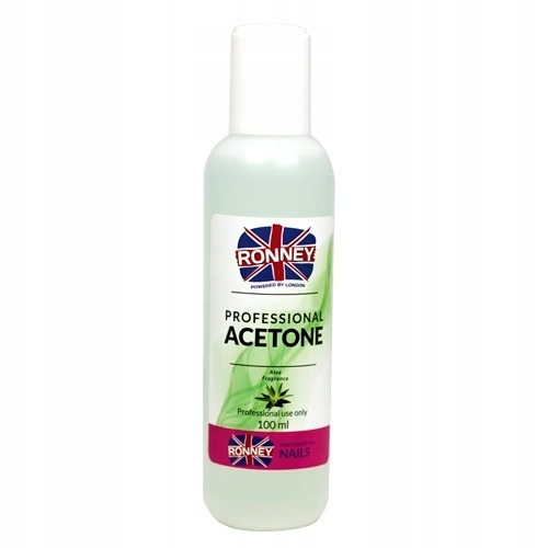 Aceton Remover RONNEY Aloes 100 ml