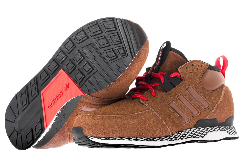 Buty Adidas Męskie ZX Casual Mid 44 23 M20633