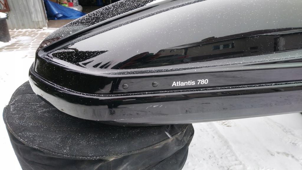 Box dachowy Thule Atlantis 780+pokrowiec - 7764244300 ...