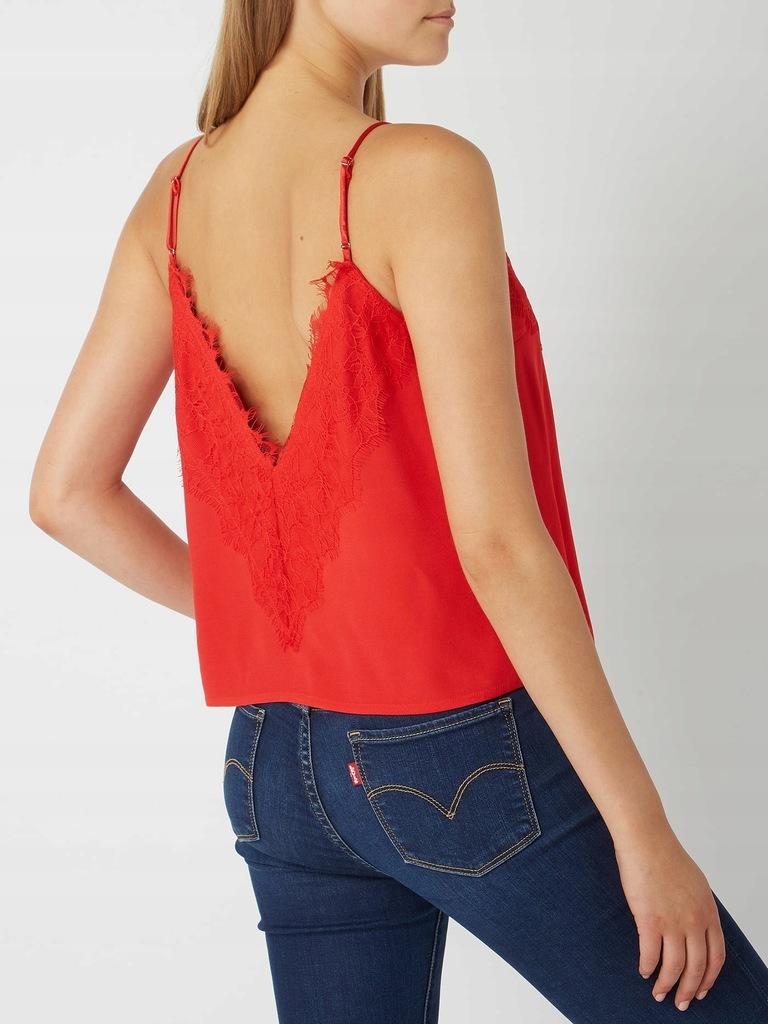Review Koronkowy Bielizniany Top Bluzka T Shirt M 7692083217 Oficjalne Archiwum Allegro