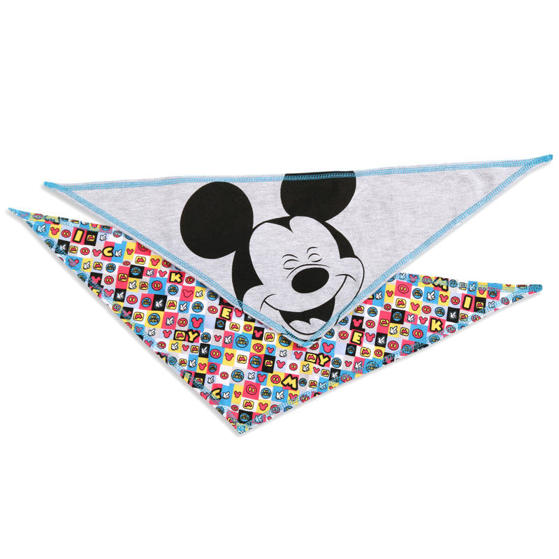 Cool Club 2-pack chustki bandamki Myszka Mickey