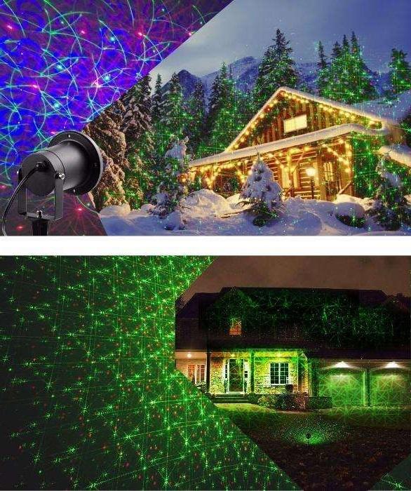 Projektor Laserowy Star Shower Swiateczny Mocny 7087228118 Oficjalne Archiwum Allegro