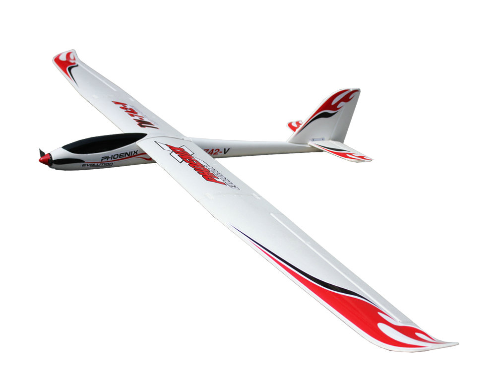 Volantex RC Phoenix Evolution 2.6m 2w1 742-5 KIT