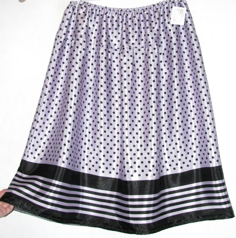 *Spódnica letnia cienka z wzorem r 4852