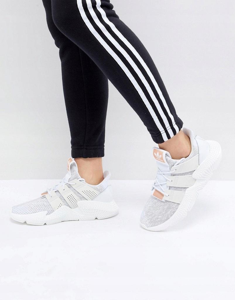 adidas originals prophere biały