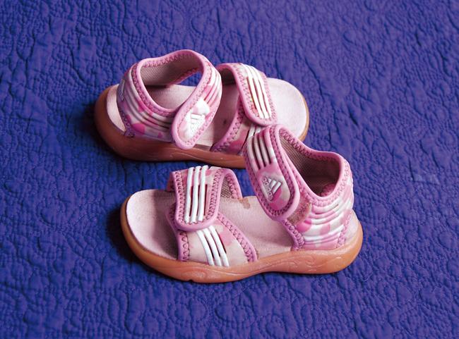 sandały sportowe ADIDAS 20-21 13cm