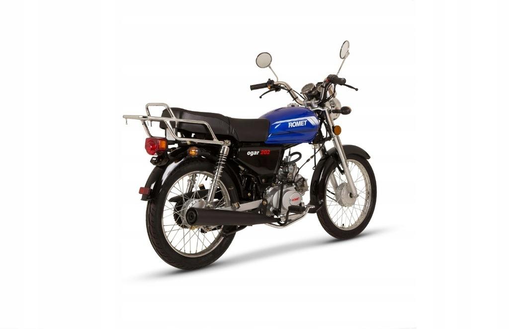 Motocykl Romet Ogar 125 Warszawa Ul Postepu 2 7605556346 Oficjalne Archiwum Allegro