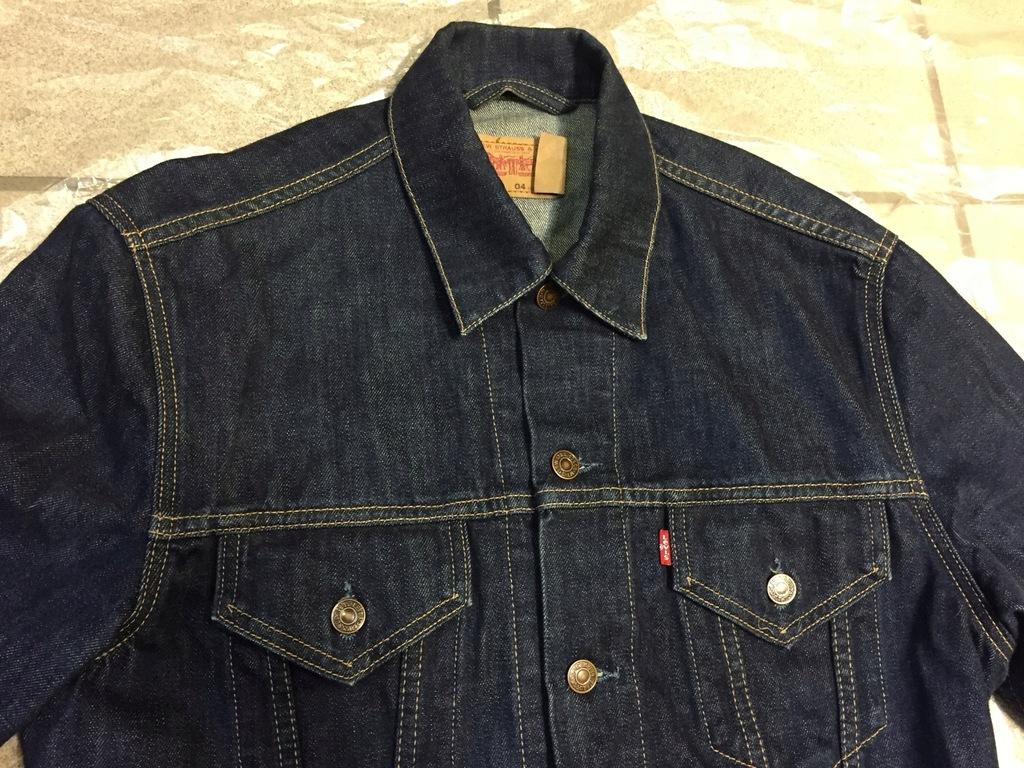 LEVI'S 70500 damska kurtka jeansowa rozm.XL