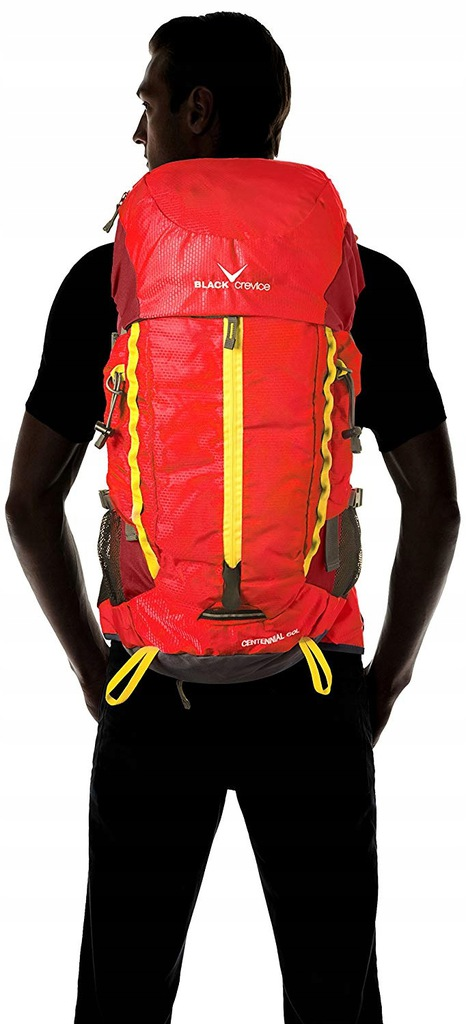 Black Crevice Centennial plecak turystyczny 60 L