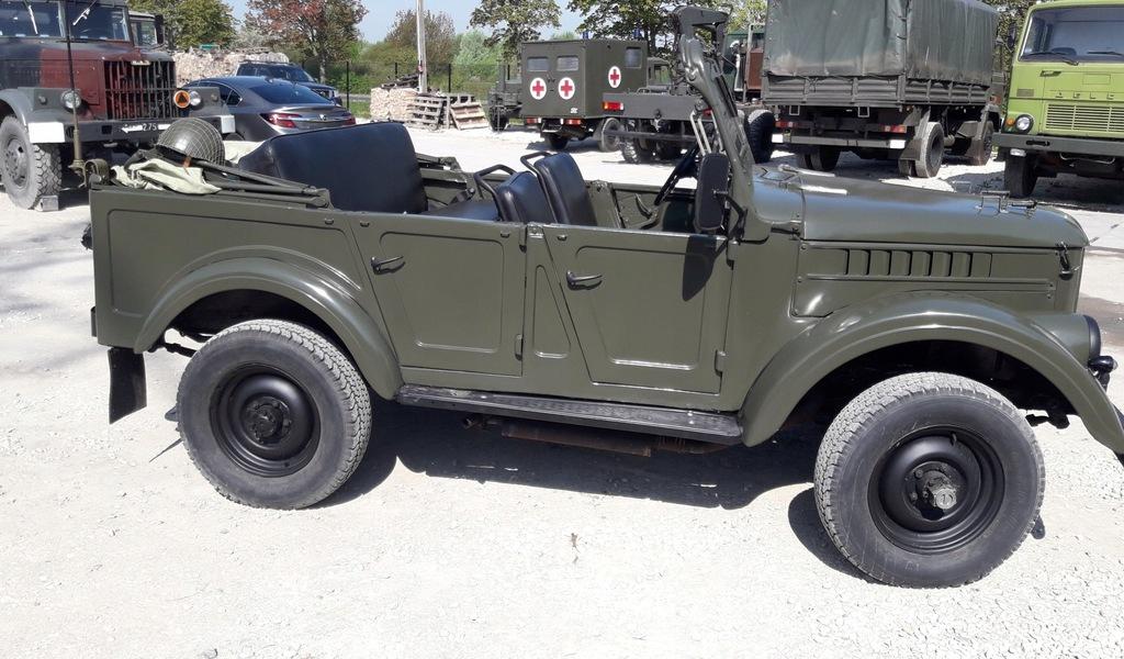 GAZ 69 Komandorka