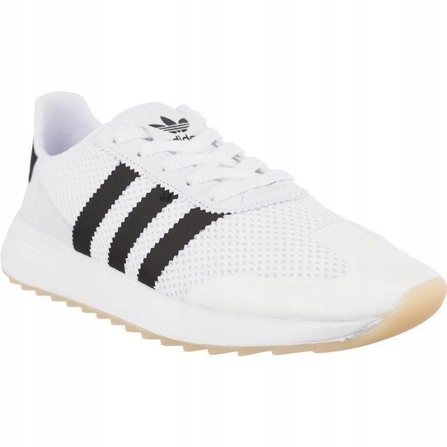 Białe Buty Damskie Sportowe Adidas rozmiar 40