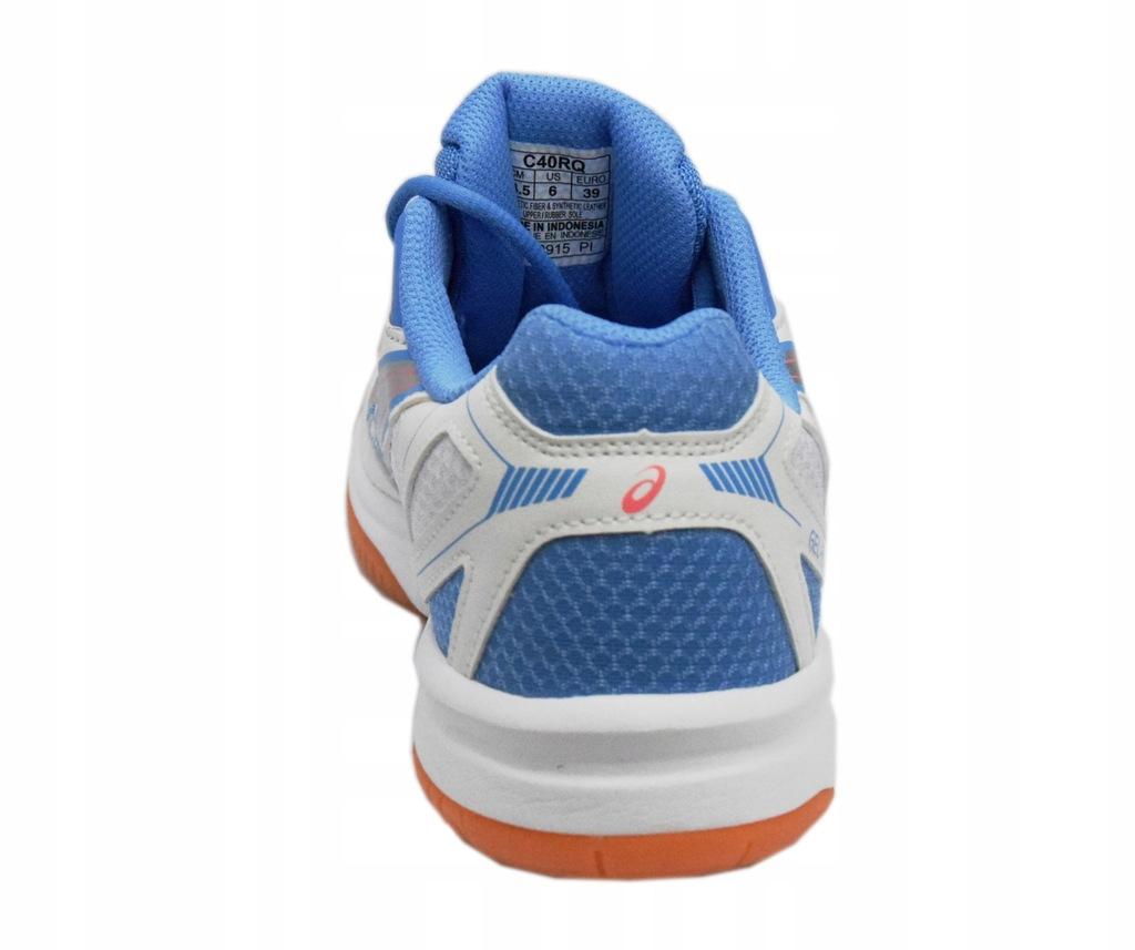 ASICS GEL FLARE 5GS białe buty halowe