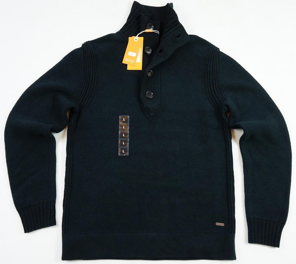 HUGO BOSS ORANGE sweter L (Egoiste Łódź) -50%