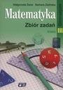 Matematyka 3 Zbiór zadań Gimnazjum Świst Małgorza