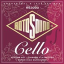 ROTOSOUND RS3000 CELLO SAITEN 22-33-47-63