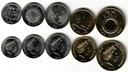 WYSPY SALOMONA zestaw 5 monet