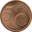 5 euro cent 2013 MALTA z rolki menniczej
