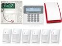 SATEL ALARM BEZPRZWODOWY PERFECTA 16, GSM 6x PIR