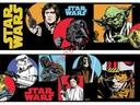 border pasek bord dekoracyjny Star Wars Komiks