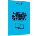 F-SECURE INTERNET SECURITY PL 3 PC 2 LATA KONT ESD