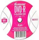 VideoLeader Dwustronna DVD-R 9,4GB x8 sp 50 szt