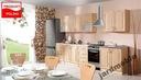Meble kuchenne kuchnie kuchnia PORTAL brzoza 260cm