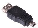 Adapter złącze mini USB 5P - gniazdo A VEOZ 2.0