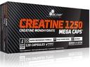Olimp Creatine 1250 Mega Caps 120kaps. Kreatyna