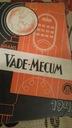 VADE-MECUM 1948 lampy elektronowe GEMBARA