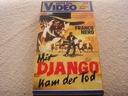 MIT DJANGO KAM DER TOD - FRANCO NERO [VHS-1982].H