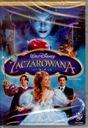 ZACZAROWANA [ Walt Disney ] DVD Nowa w folii