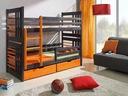 Łóżko łóżka piętrowe - ROLAND