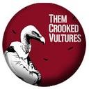Them Crooked Vultures - Przypinka, przypinki