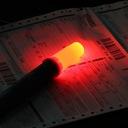 EDC X1 dyfuzor czerwony nakładka latarka Kod producenta EDC X1-DW-R