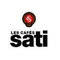 Cafe Sati Шоколадный 500? кофе ? зернах (18 )