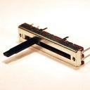 Potencjometr suwakowy liniowy 10K stereo 30 2szt.