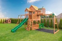 Ogrodowy plac zabaw dla dziecka Słoneczna Fiesta!