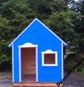 Domek z drewna Alex domki plac zabaw  mazowieckie