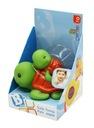 B-Kids 078672 Żółwik, termometr do kąpieli Płeć Chłopcy Dziewczynki