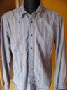 Tommy Hilfiger Denim koszula męska XL 41 stripes