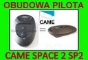 OBUDOWA Pilot CAME SPACE SP2 czarna ORYGINAŁ
